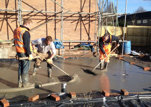 Stress Free Concrete Pumping in Cardiff