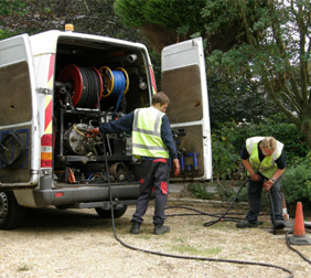 Choosing the Right Drain Cleaning Service Company