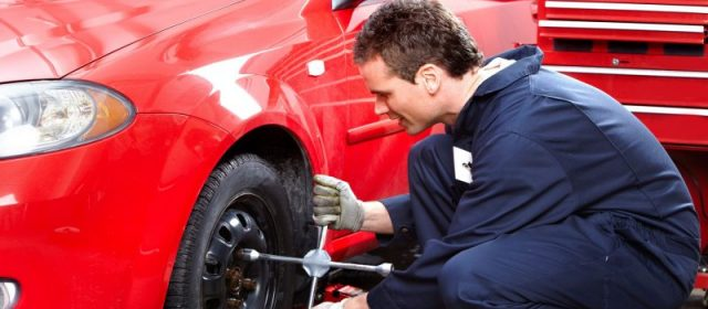 Common Causes of Car Tyre Wear