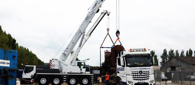 Crane Hire in Bideford-The Easy Solution