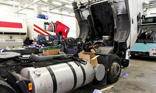 Importance of Regular Commercial Vehicle Servicing